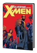 Wolverine X-Men By Aaron Omnibus HC Bachalo Cvr New PTG