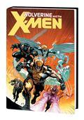 Wolverine X-Men By Aaron Omnibus HC Dm Var New PTG
