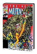 New Mutants Omnibus HC Vol 02 Windsor-Smith Cvr