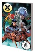 X-Men Hellfire Gala TP