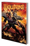 Wolverine By Benjamin Percy TP Vol 02