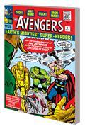 Mighty MMW Avengers Coming Avengers GN TP Vol 01 Orig Dm Var
