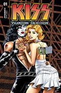 Kiss Phantom Obsession #1 Cvr C Seeley