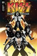 Kiss Phantom Obsession #1 Cvr D Celor