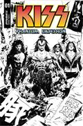 Kiss Phantom Obsession #1 Cvr G 10 Copy Incv Lee Line Art