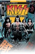 Kiss Phantom Obsession #1 Cvr M Lee Ltd Virgin