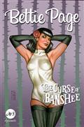 Bettie Page & Curse of The Banshee #3 Cvr B Linsner