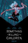 Something Is Killing Children Dlx Ed HC Book 01 (C: 0-1-2)