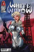 White Widow #9 Cvr A Garza