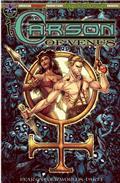 Carson of Venus Fear On Four Worlds #1 Visions of Venus Cvr