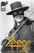 Zorro Flights #1 Cvr D Century Ed Ltd Photo (C: 0-1-2)