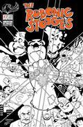 Robonic Stooges Return #1 Cvr C B&B Ltd Ed