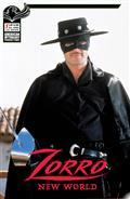 Zorro New World #1 Cvr B Ltd Ed Photo