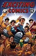 Exciting Comics #15