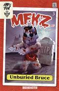 Mfkz #3 Cvr C Run (MR)