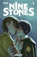 Nine Stones #1 Cvr B Spano (MR)