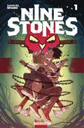Nine Stones #1 Cvr F 10 Copy Incv Spano (MR)