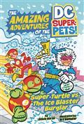 DC Super Pets Whatzit vs Ice Blaster Burglar (C: 0-1-0)