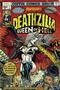 Lady Death Malevolent Decimation #1 (of 2) Deathzilla Damage