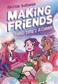MAKING-FRIENDS-HC-GN-VOL-03-THIRD-TIMES-CHARM-(C-0-1-0)