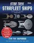 Star Trek Encyclopedia Starfleet 2294 To Future 2Nd Ed (C: 0