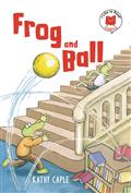 I-LIKE-TO-READ-COMICS-HC-GN-FROG-AND-BALL-(C-0-1-0)