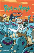 RICK AND MORTY HC BOOK 07 DLX ED (MR)