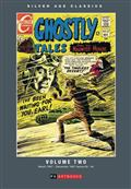 SILVER-AGE-CLASSICS-GHOSTLY-TALES-HC-VOL-02-(C-0-1-1)