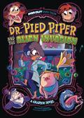 Far Out Fables Dr Pied Piper & Alien Invasion GN (C: 0-1-0)