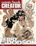 Comic Book Creator #26 (C: 0-1-1)
