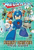 MEGA-MAN-ROBOT-MASTER-FIELD-GUIDE-HC-UPDATED-ED