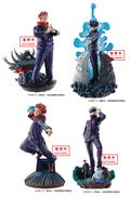 Jujutsu Kaisen Petitrama Ser Vol 1 4Pc Set (C: 1-1-2)
