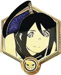 Soul Eater Golden Tsubaki Pin (C: 1-1-2)