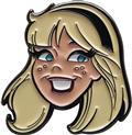 Archie Comics Sabrina Spellman Enamel Pin (C: 1-1-2)