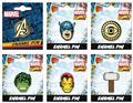 Marvel Comics 30Pc Enamel Pin Series1 Asst (C: 1-1-2)