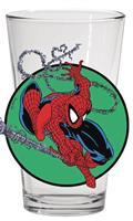 Toon Tumblers Marvel Spider-Man 300 Pint Glass (C: 1-1-2)
