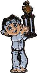 Karate Kid Daniel Larusso Icons Enamel Pin (C: 1-1-2)