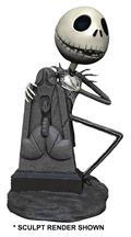 Nightmare Before Christmas Graveyard Jack Head Knocker (C: 1
