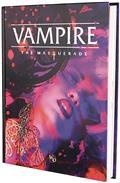 Vampire Masquerade D&D 5Th Ed Core Rulebook HC (MR) (C: 0-1-