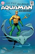 Aquaman 80Th Anniversary 100-Page Super Spectacular #1 (One Shot) Cvr C Ramona Fradon & Sandra Hope 1950S Var