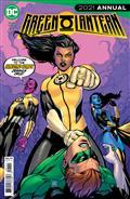 Green Lantern 2021 Annual #1 Cvr A Bernard Chang