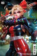 Harley Quinn 2021 Annual #1 Cvr B Derrick Chew Card Stock Var
