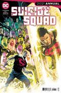 Suicide Squad 2021 Annual #1 Cvr A Eduardo Pansica