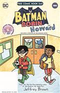 FCBD 2021 Batman And Robin And Howard / Amethyst Princess of Gemworld Special Edition Flipbook (Net)