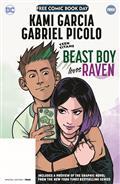 FCBD 2021 Teen Titans Beast Boy Loves Raven Special Edition (Net)
