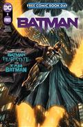 FCBD 2021 Batman Special Edition Cvr A Mico Suayan (Net)