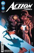 Action Comics #1034 Cvr A Daniel Sampere