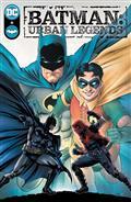 Batman Urban Legends #6 Cvr A Nicola Scott