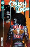 Crush & Lobo #3 (of 8) Cvr A Bernard Chang