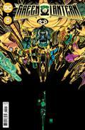 Green Lantern #5 Cvr A Bernard Chang